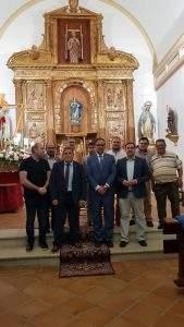 parroquia de san pedro apostol hontanaya