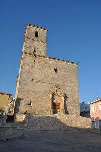 parroquia de san pedro apostol horcajada de la torre