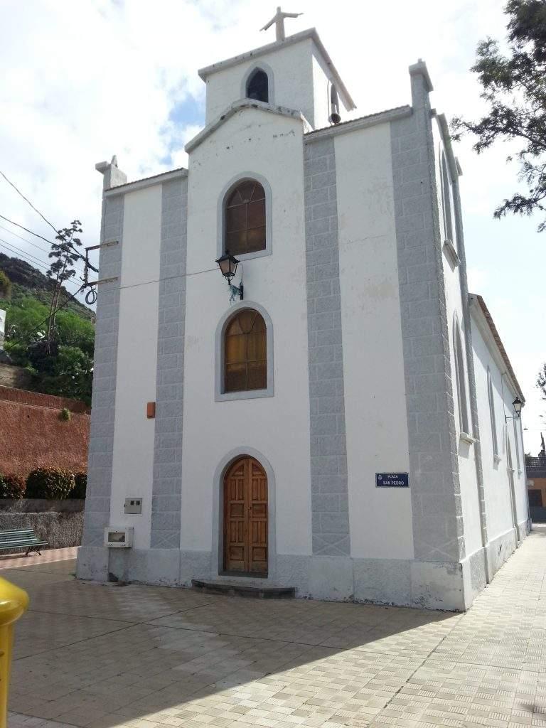 parroquia de san pedro apostol igueste de san andres santa cruz de tenerife