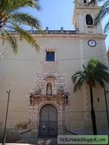 parroquia de san pedro apostol la pobla llarga