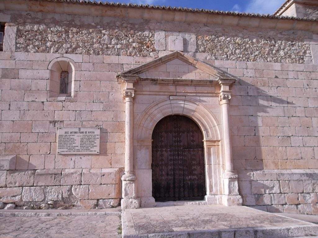 parroquia de san pedro apostol loranca de tajuna