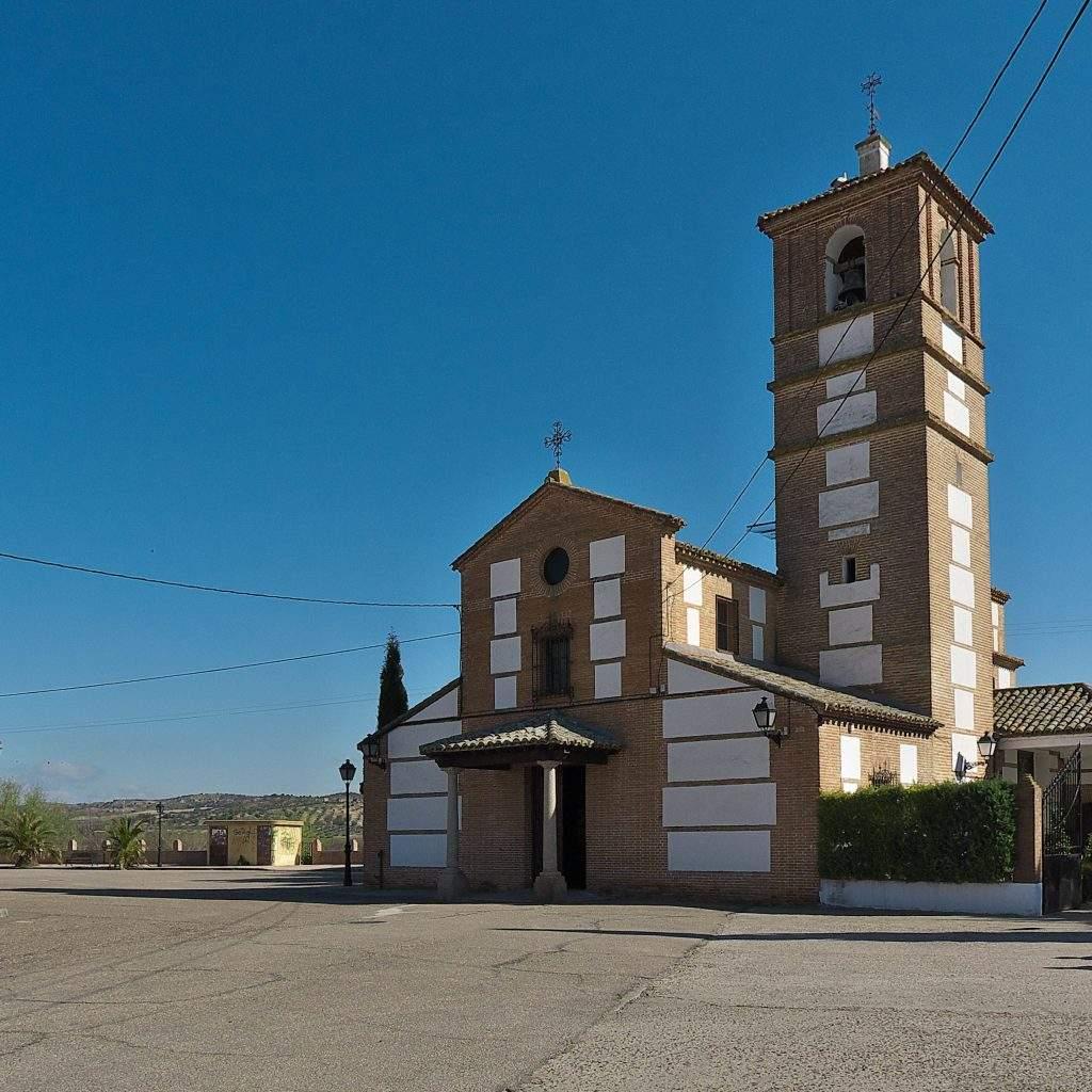 parroquia de san pedro apostol malpica de tajo