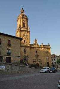 parroquia de san pedro apostol mendigorria