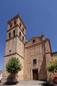 parroquia de san pedro apostol noves