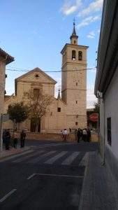 Parroquia de San Pedro Apóstol (Olías del Rey)