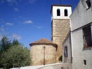 parroquia de san pedro apostol olmeda de las fuentes