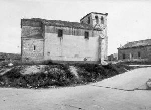 parroquia de san pedro apostol olmos de esgueva