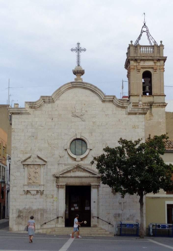 parroquia de san pedro apostol paterna