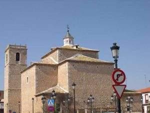 Parroquia de San Pedro Apóstol (Pedro Muñoz)