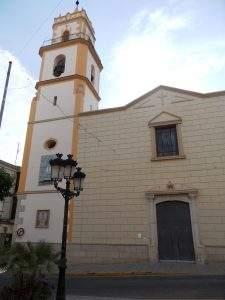 parroquia de san pedro apostol pinoso
