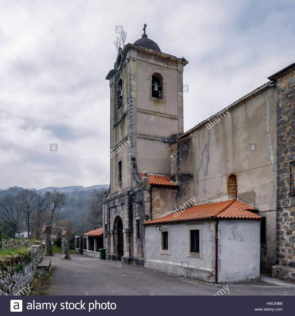 parroquia de san pedro apostol riva de ruesga