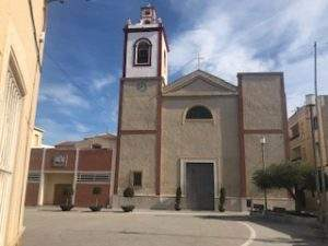 parroquia de san pedro apostol rojales
