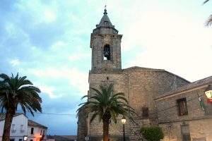 Parroquia de San Pedro Apóstol (Sabiote)