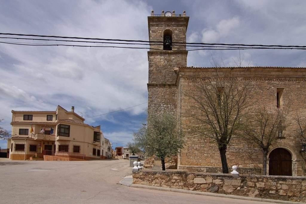parroquia de san pedro apostol saelices