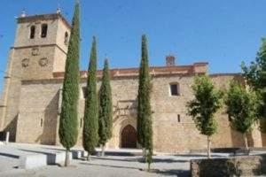 parroquia de san pedro apostol santibanez cabezon de la sal