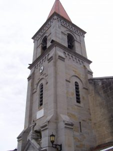 parroquia de san pedro apostol sopuerta