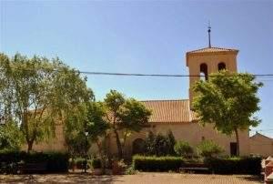 parroquia de san pedro apostol tamariz de campos