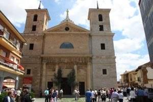 parroquia de san pedro apostol valencia de don juan