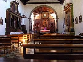 Parroquia de San Pedro Apóstol (Vilaflor)