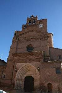 parroquia de san pedro apostol villarroya de la sierra