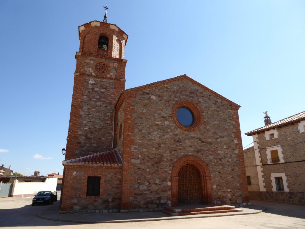 parroquia de san pedro apostol visiedo