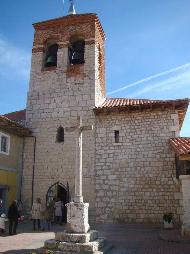 parroquia de san pedro apostol zaratan