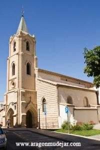 parroquia de san pedro apostol zuera