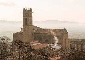 parroquia de san pedro artajona
