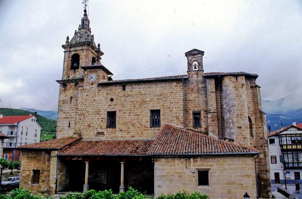 parroquia de san pedro asparrena