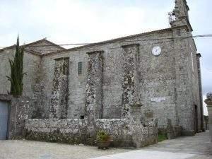 Parroquia de San Pedro (Bande)