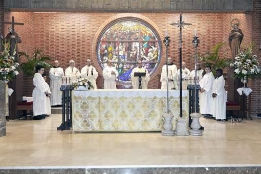 parroquia de san pedro bautista franciscanos alcorcon