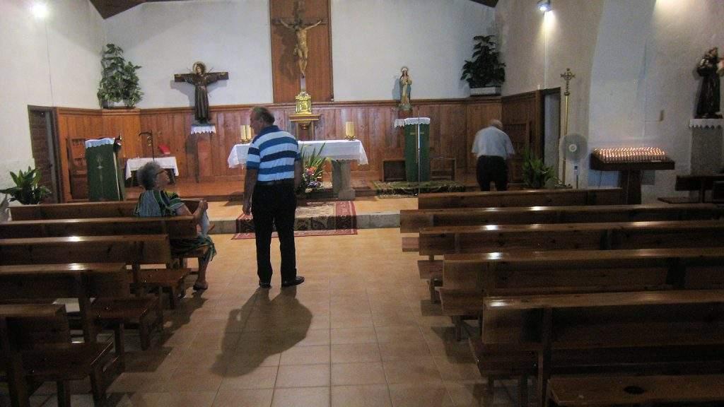 parroquia de san pedro bautista villanueva de avila