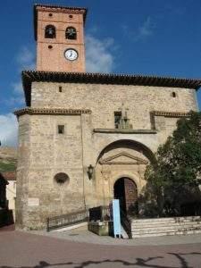 parroquia de san pedro belorado