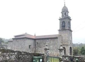 parroquia de san pedro bugallido ames