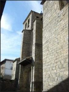 parroquia de san pedro burgui