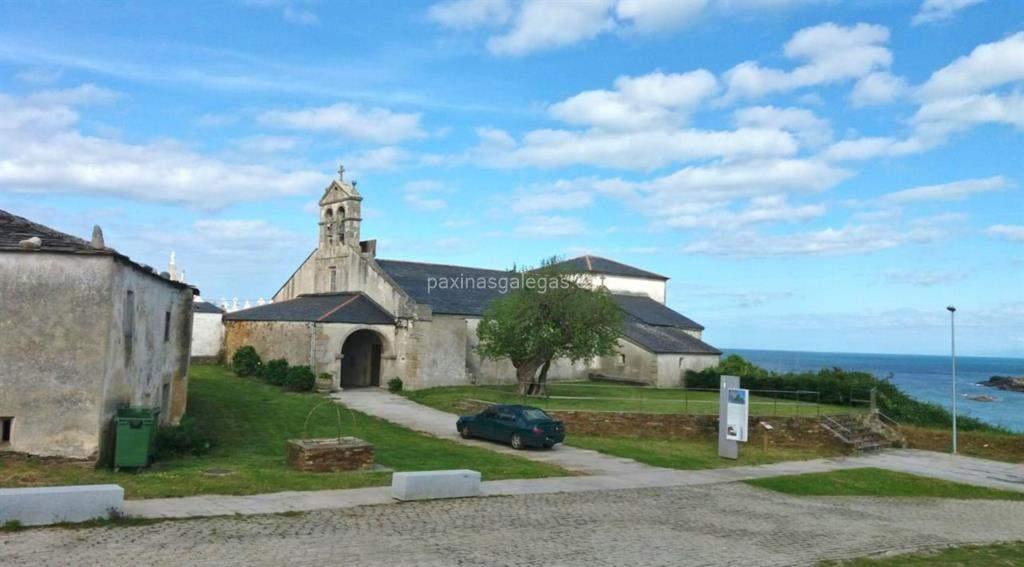 parroquia de san pedro cangas de foz foz