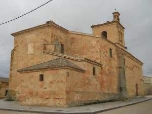 parroquia de san pedro cantalpino