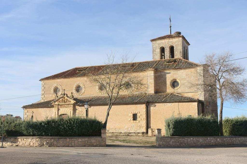 parroquia de san pedro de advincula campo de san pedro