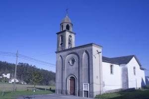 Parroquia de San Pedro de Anca (Neda)