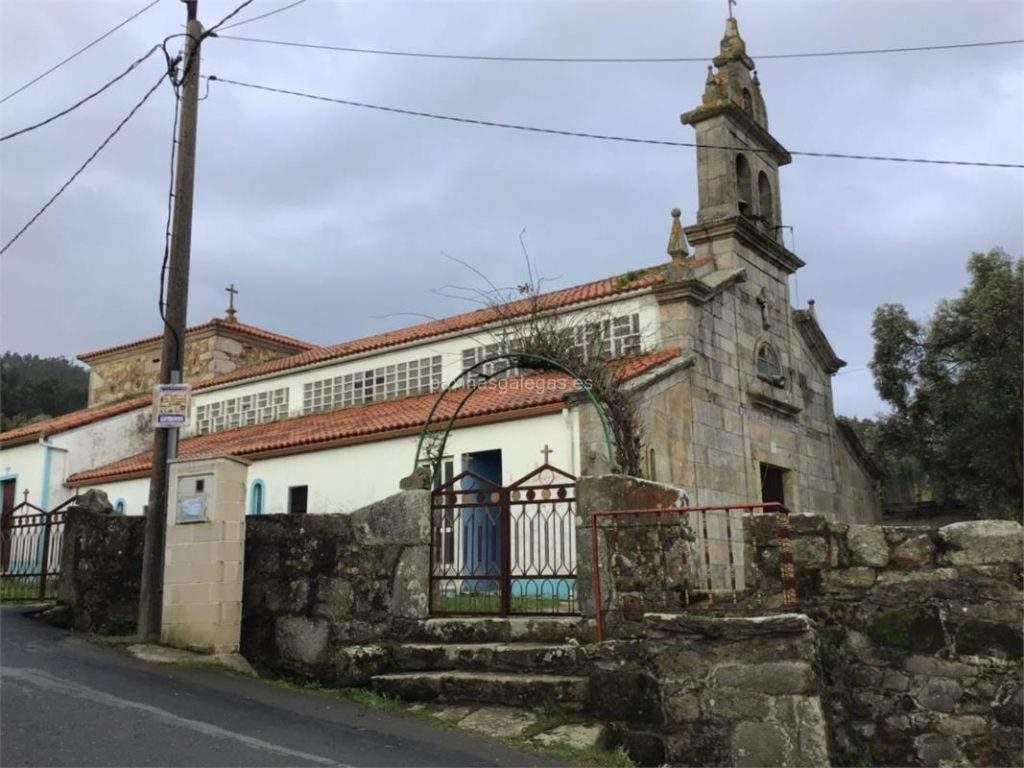 parroquia de san pedro de armenton arteixo