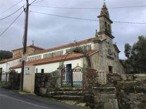 Parroquia de San Pedro de Armentón (Arteixo)