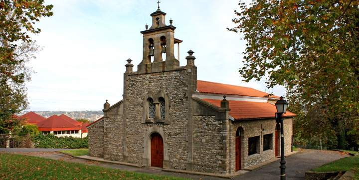 parroquia de san pedro de bernueces gijon