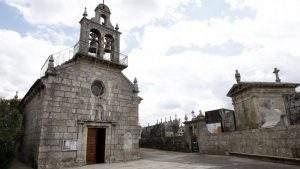 Parroquia de San Pedro de la Ramallosa (Nigrán)