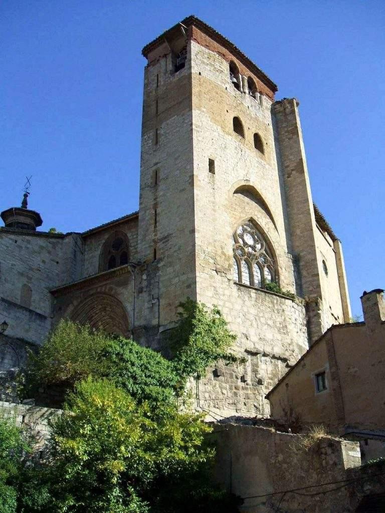 parroquia de san pedro de la rua estella