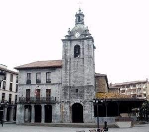 Parroquia de San Pedro de Lamuza (Llodio)
