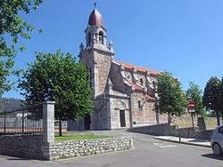 Parroquia de San Pedro de los Arcos (Oviedo)