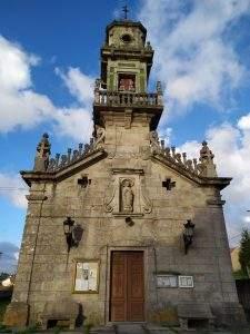 Parroquia de San Pedro de Matamá (Vigo)