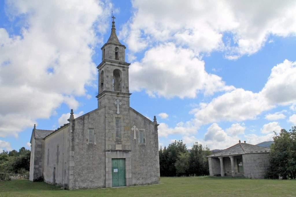 parroquia de san pedro de mor alfoz