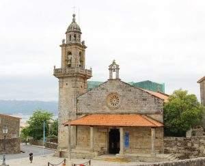 parroquia de san pedro de muros muros