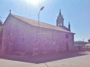 parroquia de san pedro de presaras vilasantar